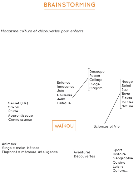brainstorming waikou